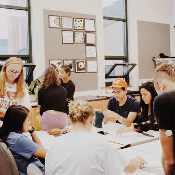 Student Groups + Activities