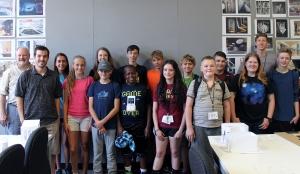 Group Photo, Design Camp Participants and Instructors
