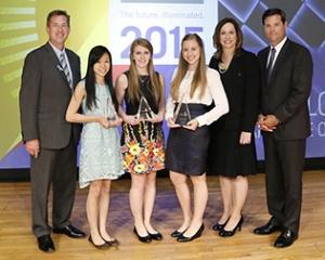 Eaton SOURCE award recipients