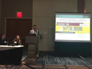 Presentation at EDRA 47
