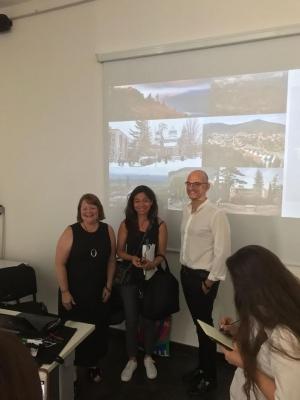 Interior Design Professor Participates In SAI Faculty Fellowship Oct 20