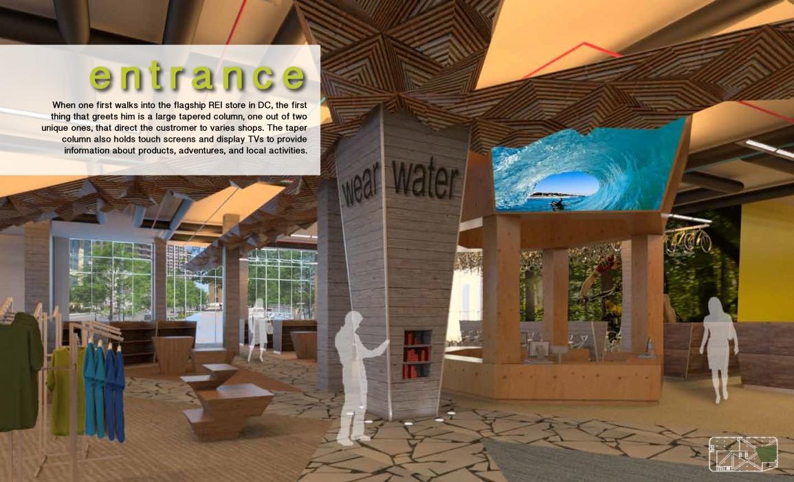 Fourth Year Student Work Interior Design